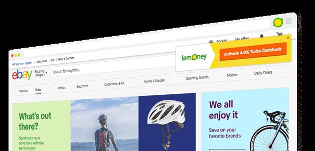 Cashback Browser Extension