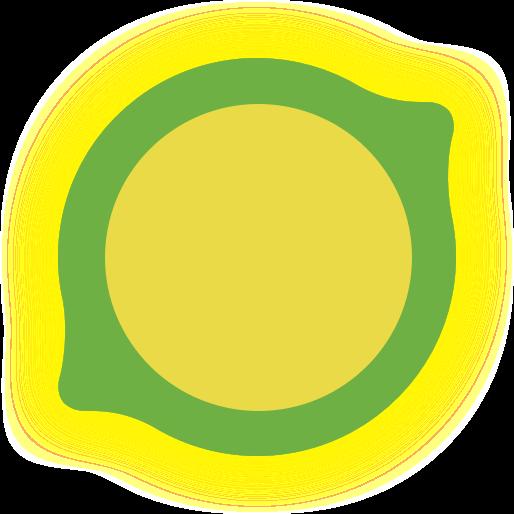 Lemon icon transparent